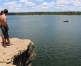 Top Five Cliff Jumping Spots
