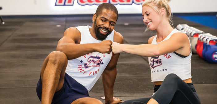 Workout of The Month: F45 Training