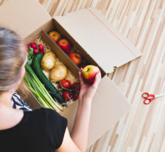 Groceries Delivered At Your Fingertips