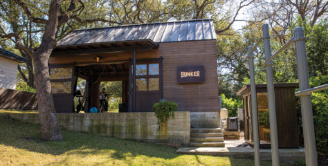 Home Gym Hideaway — The Bunker