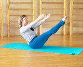 Workout of The Month: At-Home Mat Pilates Routine