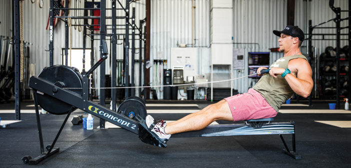 Workout of the Month: Crossfit Central