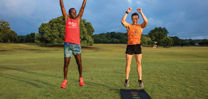 Workout of the Month: Runner's Strength Training Workout