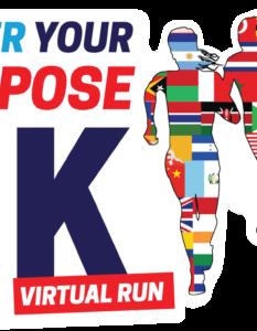 Power Your Purpose 5K Virtual Run