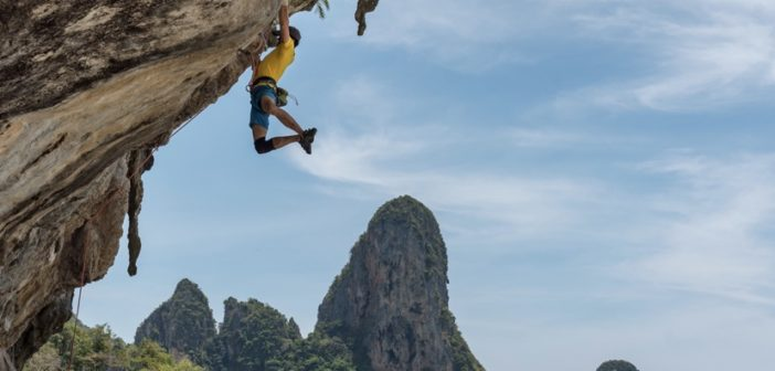 The Mind of a Climber