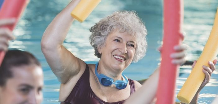 How Exercise Fights Depression in Older Adults
