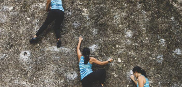 Climbing Around Austin