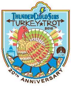 ThunderCloud Turkey Trot 2010