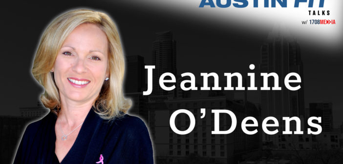 Jeannine O'Deens – Executive Director of Komen Greater CETX