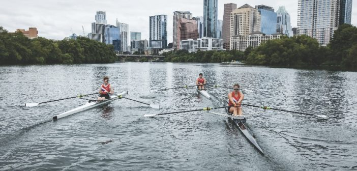 Workout of the Month with Austin Rowing Club