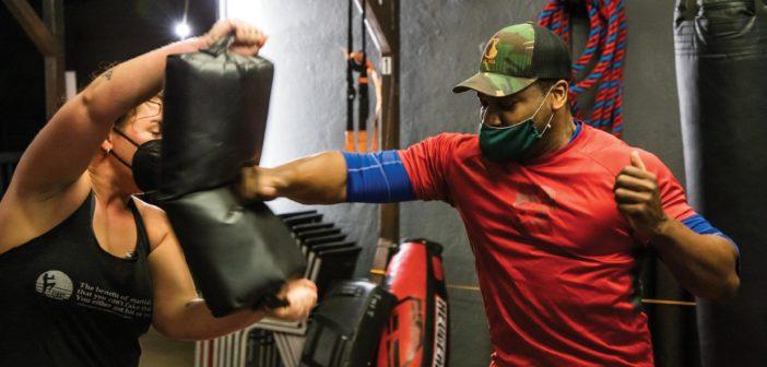 Ambassador's Corner: Fit & Fearless + WellSport Recap