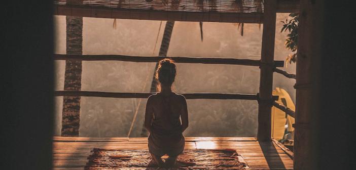 How Mindfulness Meditation Helped My Fitness Journey