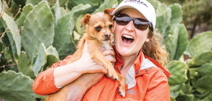 Texas Sweats for Pets Top Dog: Rosemary Hashbrowns