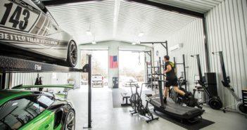DIY: Home Gym Edition